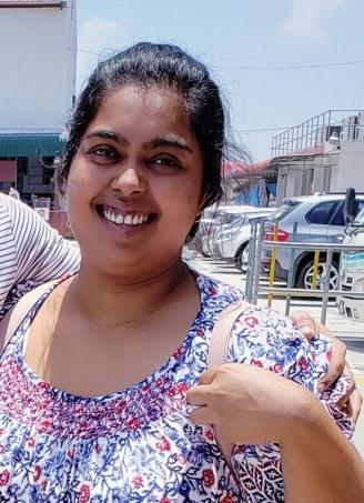 Dharsanie Rampersaud